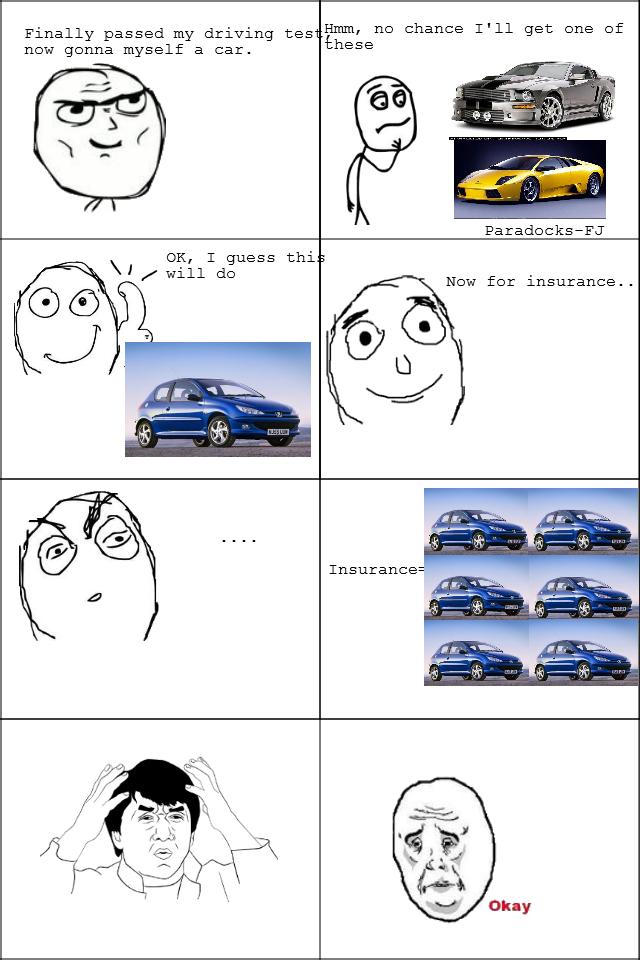 Passed Driving Test Rage