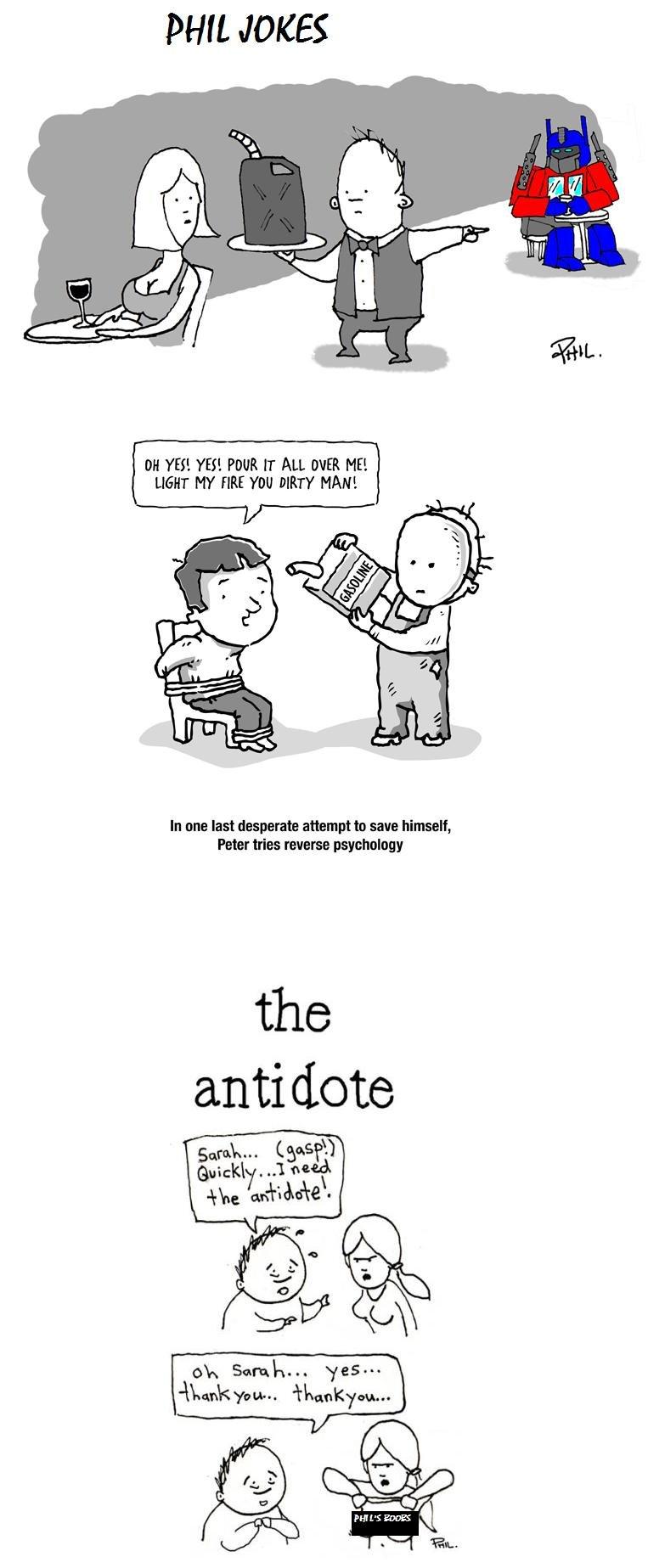 Jokes reverse psychology Stupid Funny