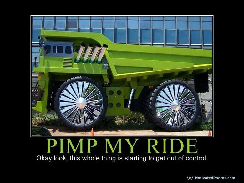 Epic Pix » Like 9gag – just funny. » Pimp my ride