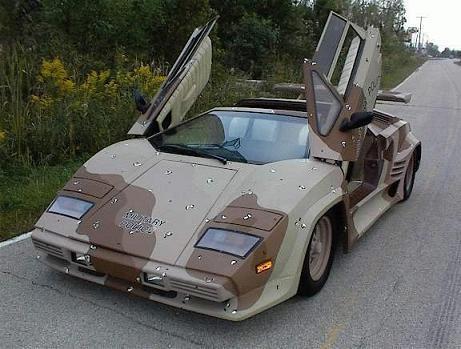 Pimped Lamborghini