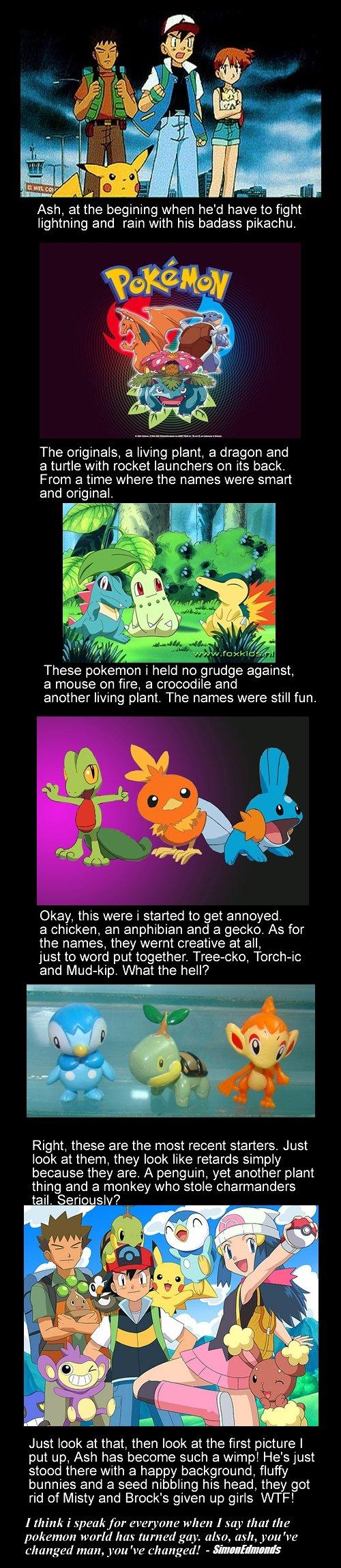 Pokemon The truth