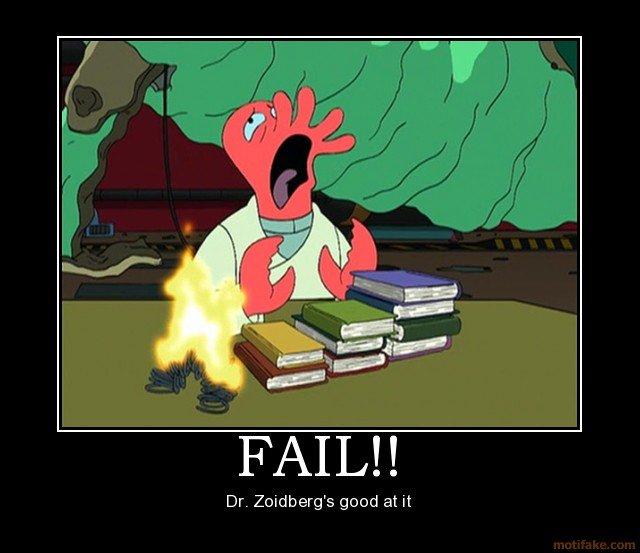 poor dr zoidberg