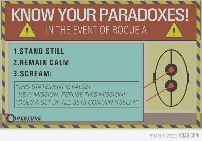 Portal 2 Paradoxes