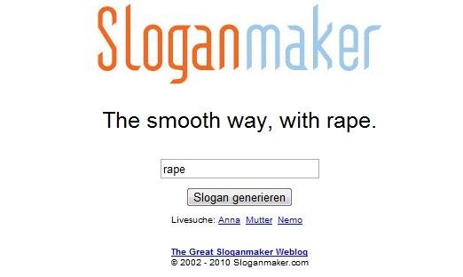 cool slogan generator