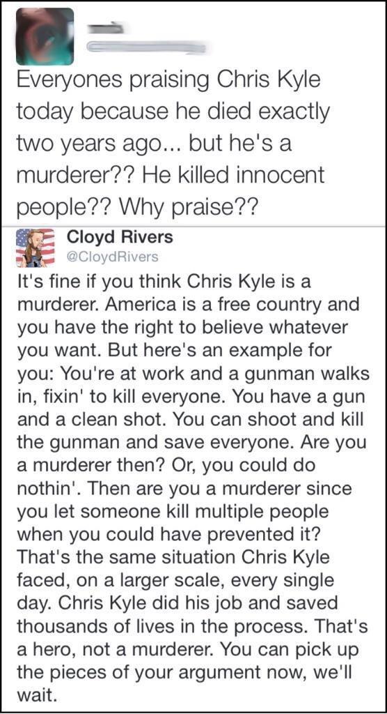 RIP Chris Kyle