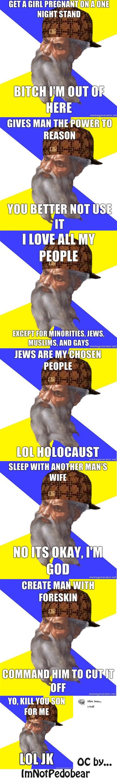 Scumbag God