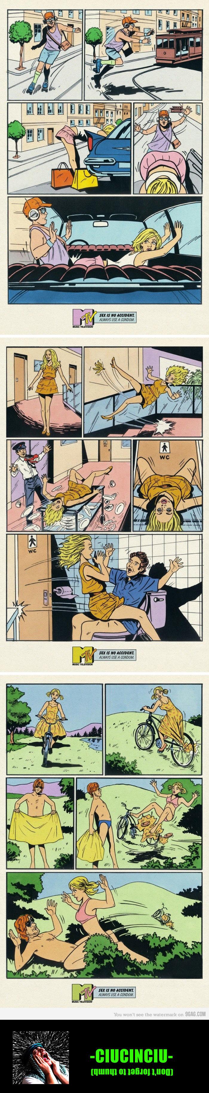 Секс аварий