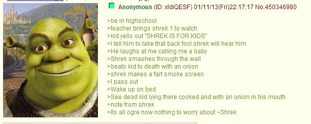 Hear You Shrek Shrek Will Will