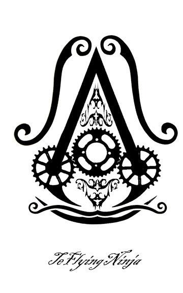 Steampunk Assassin Symbol