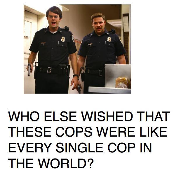 single cops