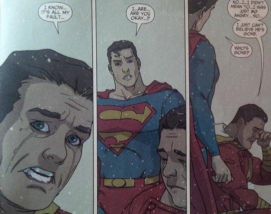 Resultado de imagen para Superman/Shazam: First Thunder