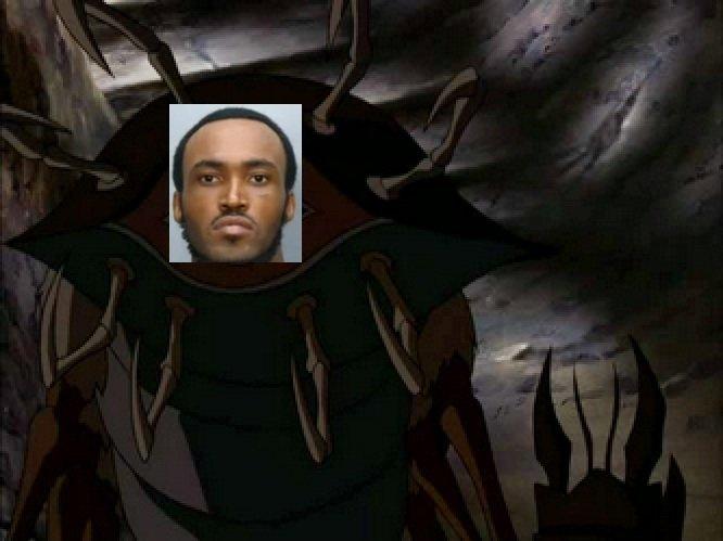 The Face Stealer