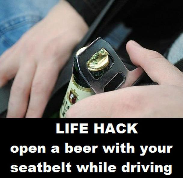 totally legit life hacks