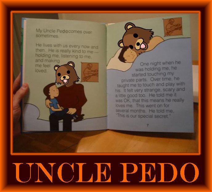 My Uncle Touched Me - Meme Pict
