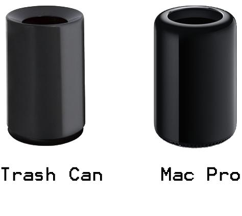 New Mac Pro looks like a trash can, goes like a rocket | CG Channel