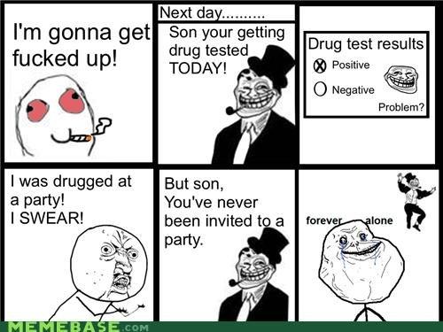 test troll