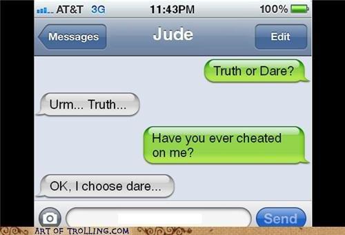 Ture or dare sex