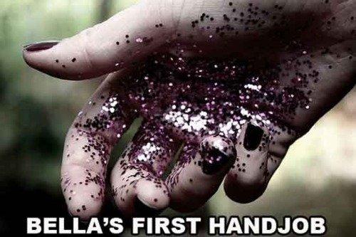 Twilight edwards hand job