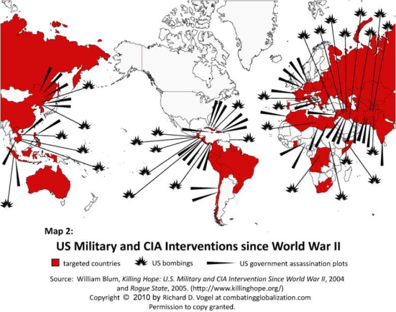 US Invasians