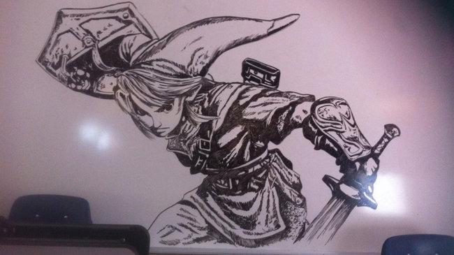 Whiteboard Works Of Art