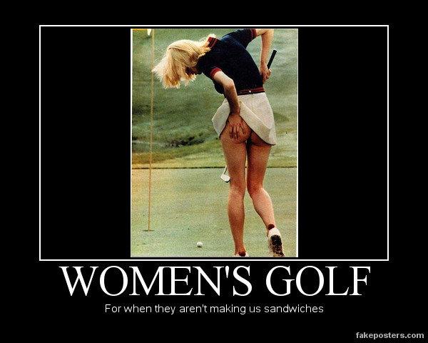 Women S Golf