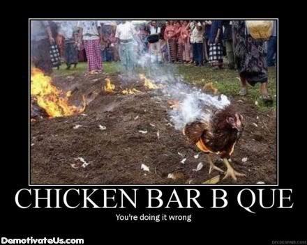 Cock chicken joke